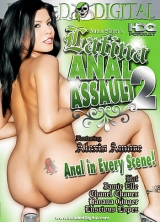 Latina Anal Assault #2 HD front cover