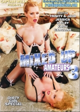 Mixed Up Amateurs Vol 3 front cover