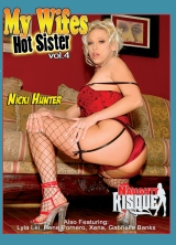 My Wifes Hot Sister Vol4 front cover