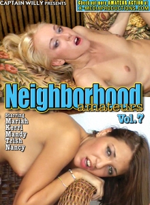 Neighborhood Amateurs Vol 7, DVD
