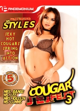 Cougar Sex Fest #3 front cover