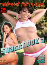 Snatchbox #3 front cover