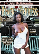 Black Ho Express #4 front cover