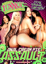 Anal Cream Pie Assault HD front cover