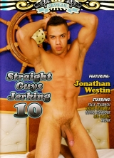 Straight Guys Jerking #10 front cover