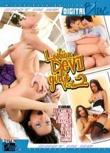Lesbian Devil Girls #2