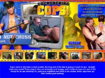 Cock Sucking Cops