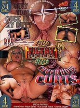 Filthy Fuckers 189 DVD Cover