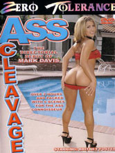 Ass cleavage DVD Cover