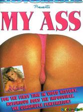 My Ass DVD Cover