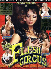 flesh circus DVD Cover