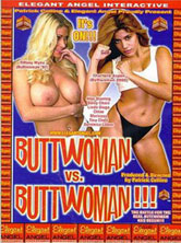 Buttwoman VS Buttwoman DVD Cover