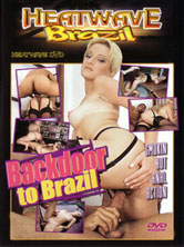 Back door to Brazil DVD Cover