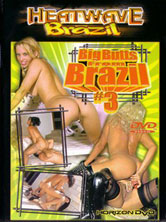 Big butts from Brazil 3 DVD Cover