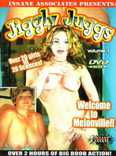 Jiggly Juggs DVD Cover