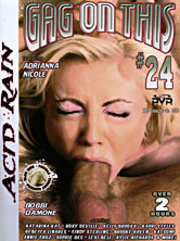 Gag on This #24 Part. 3 DVD Cover