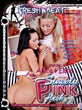 Simply Pink Flesh #2 DVD Cover
