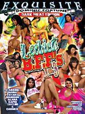 Lesbian BFF's Vol. 3 DVD Cover