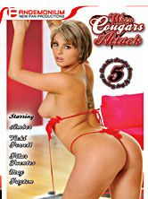 When Cougars Attack DVD Cover