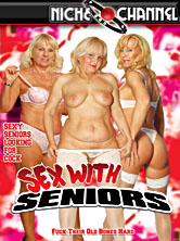 Sex with Seniors DVD Cover