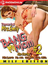 Bang My Mom #2 DVD Cover