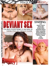 Deviant Sex Cum Popping Facials Part 2 DVD Cover