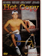 Hot Copy DVD Cover
