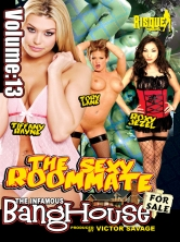 The Sexy Roommate Part 1 DVD Cover