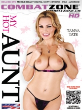 My Hot Aunt HD DVD Cover