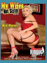 My Wifes Hot Sister Vol4 DVD Cover