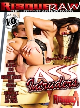 Ass Intruders Part 2 DVD Cover