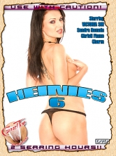 Heinies #6 DVD Cover