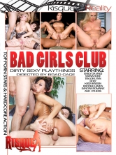 Bad Girls Club - Dirty Sexy Playthings Part 2 DVD Cover