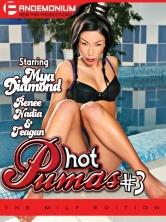 Hot Pumas #3 DVD Cover