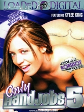 Only Handjobs #5 HD Part 1 DVD Cover