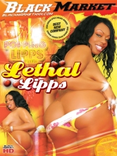 Popping Lipps With Lethal Lipps HD DVD Cover