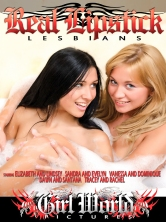 Real Lipstick Lesbians HD DVD Cover