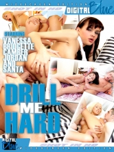 Drill Me Hard #1 DVD Cover