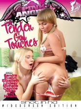 Tender Girl Touches #1 DVD Cover