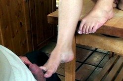 Melissa's Feet