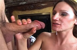 Nailed with Cum Part. 1